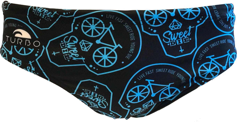 7efe4867c5 Turbo Sweet Ride Bathing Trunk Men blue/black at Bikester.co.uk